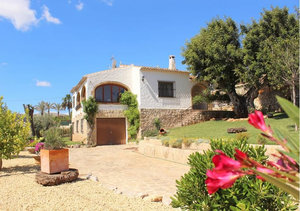 Javea 4 Bedroom Sea View Property for Sale