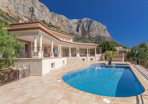 Javea Montgo Property for Sale with Tennis Court