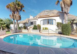 Javea Montgo 3 Bedroom Villa for Sale