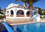 Moraira 4 Bedroom Property with Heated Pool for Sale