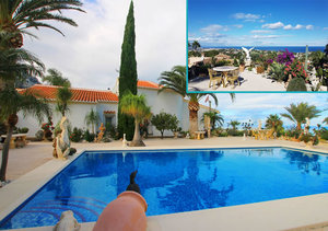 Denia Sea View Property for Sale