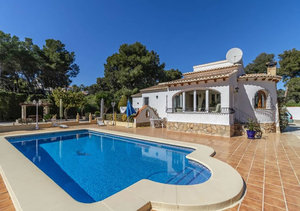 Javea Costa Nova 3 Bedroom Villa for Sale
