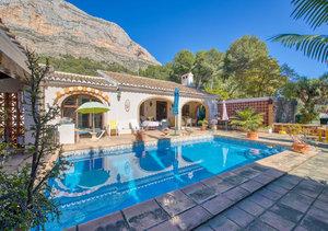 Javea Montgo Finca Style Villa for Sale
