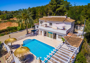 Javea 8 Bedroom Property for Sale