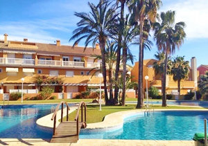 Javea Arenal Beach Apartment for Sale