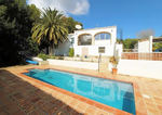 Javea Carrasquetes 4 Bedroom Villa for Sale