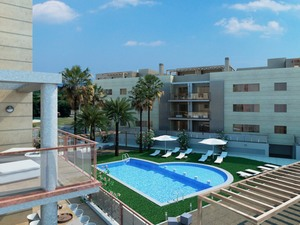 Javea Apartment for Sale Golden Star