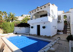 Moraira 2 Bedroom Villa for Sale