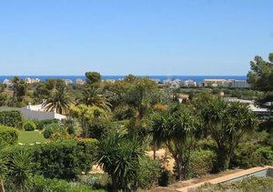 Javea South Facing Sea View Plot for Sale