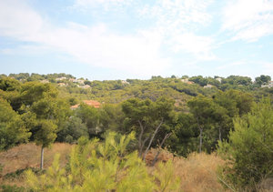 Javea Building Plot of Land for Sale