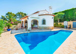 Javea Cap Marti 3 Bedroom Villa for Sale