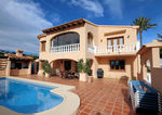 Moraira 5 Bedroom Sea View Villa for Sale