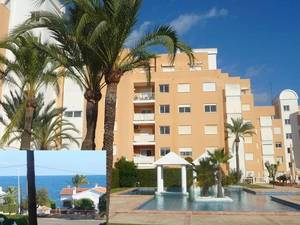 Apartment in Javea for sale with sea views