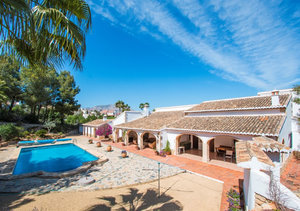 Javea La Lluca Property for Sale Montgo Views