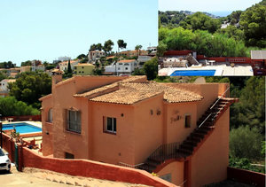 Benissa 5 Bedroom Sea View Property for Sale