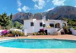 Javea Montgo Villa for Sale with tennis court