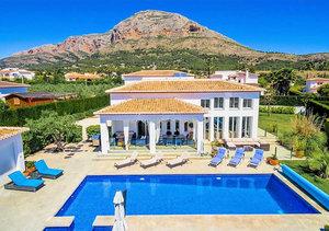Javea Montgo Valls Modern 4 Bedroom Property for Sale