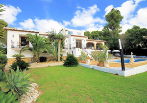 Javea Cap Marti 6 Bedroom Property for Sale