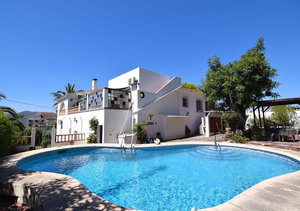 Javea Montgo Single Level Villa for Sale