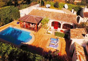 Javea Montgo Valls 5 Bedroom Property for Sale
