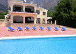 Javea Montgo 5 Bedroom Villa for Sale