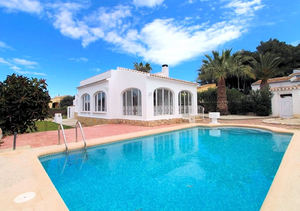 Javea Toscal 3 Bedroom South Facing Property for Sale