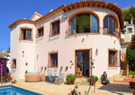Javea Cansalades Park Villa for Sale