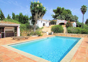 Javea Montgo Finca Style Property for Sale