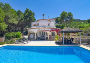 Javea 6 Bedroom Villa for Sale Piver