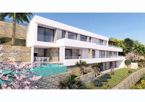 Javea La Corona Modern 5 Bedroom Sea View Property for Sale