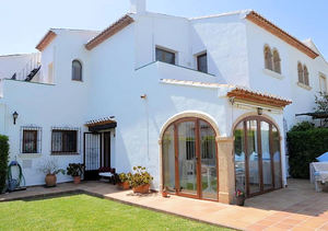 Javea 4 Bedroom Townhouse for Sale Montanar 1