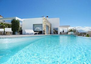 Javea Modern 5 Bedroom Villa for Sale