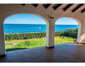 Javea Sea Front Villa for Sale