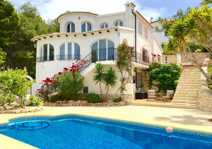 Javea Tosalet Villa for Sale