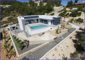 Javea Modern 4 Bedroom New Build Property for Sale