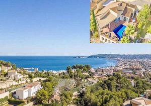 Javea La Corona 4 Bedroom Sea View Property for Sale