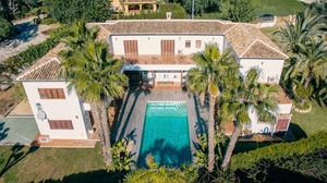 Javea 6 Bedroom Villa for Sale Montgo Valls