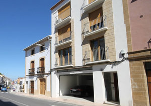 Javea Old Town Renovated Apartment for Sale