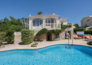 Javea Sea View Villa for Sale