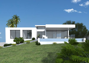 Javea New 4 Bedroom Eco Efficient Property for Sale