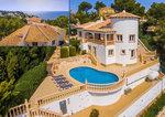 Javea Costa Nova Marina 4 Bedroom Sea View Property for Sale