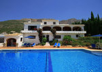 Javea Montgo 6 bedroom property with tennis court & heated pool