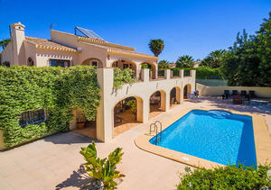 Javea Montgo Valls 6 Bedroom Property for Sale