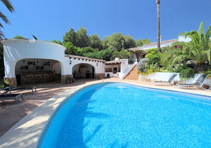 Javea La Lluca Finca Style Property for Sale
