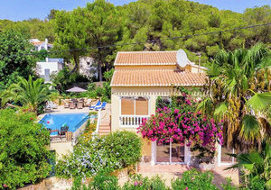 Villa for Sale in Javea Media Luna