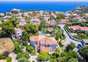 Javea Sea View 7 Bedroom Property for sale Balcon al Mar