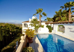 Javea Rafalet 5 Bedroom Property for Sale with Guest Apartment