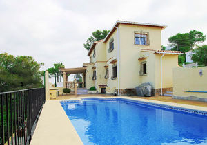 Javea Costa Nova Marina 3 Bedroom Property for Sale with Sea & Montgo Views