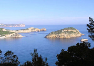 Javea Sea View Villa for Sale Balcon al Mar
