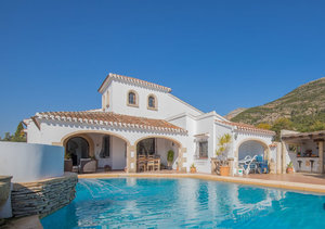 Javea Montgo 4 Bedroom Property for Sale with Valley Views